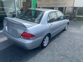2004 Mitsubishi Lancer CH ES Silver 5 Speed Manual Sedan