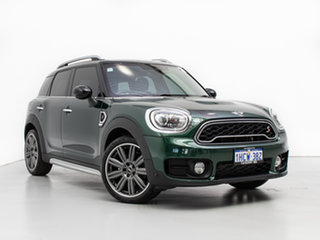 2018 Mini Countryman F60 MY19 Cooper S Green 8 Speed Automatic Wagon.