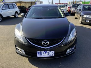 2008 Mazda 6 GH1051 Classic 5 Speed Sports Automatic Hatchback