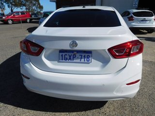 2017 Holden Astra BL MY17 LS+ White 6 Speed Sports Automatic Sedan