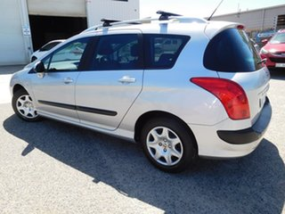 2009 Peugeot 308 T7 XS Touring Silver 6 Speed Manual Wagon
