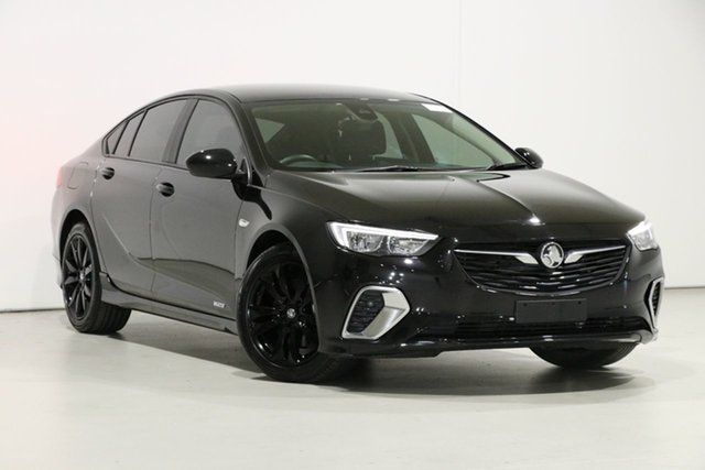 Used Holden Commodore ZB RS (5Yr), 2019 Holden Commodore ZB RS (5Yr) Black 9 Speed Automatic Liftback