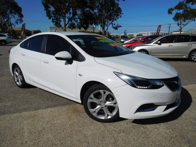 Used Holden Astra BL MY17 LS+ Wangara, 2017 Holden Astra BL MY17 LS+ White 6 Speed Sports Automatic Sedan