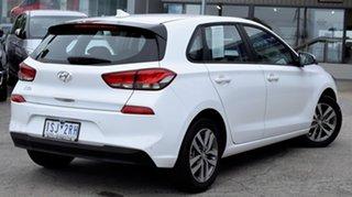 2020 Hyundai i30 PD2 MY20 Active Polar White 6 Speed Sports Automatic Hatchback