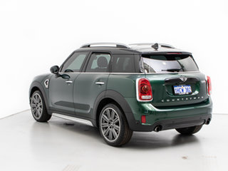 2018 Mini Countryman F60 MY19 Cooper S Green 8 Speed Automatic Wagon