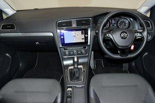 2017 Volkswagen Golf 7.5 MY18 110TSI DSG Comfortline Silver 7 Speed Sports Automatic Dual Clutch