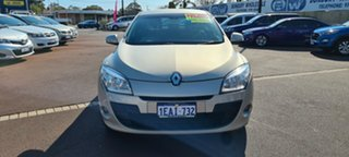 2012 Renault Megane III B32 MY12 Dynamique EDC Beige 6 Speed Sports Automatic Dual Clutch Hatchback.