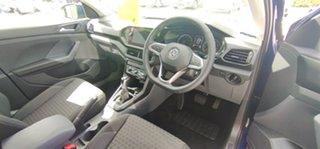 2020 Volkswagen T-Cross C1 MY20 85TSI DSG FWD Life Reef Blue Metallic 7 Speed.