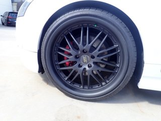 2010 Audi TT 8J MY11 2.0 TDI Quattro Pearl White & Black 6 Speed Manual Coupe