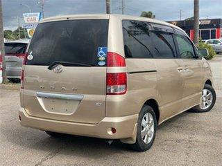 2004 Toyota Noah AZR60G Gold 1 Speed Constant Variable Van