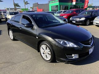 2008 Mazda 6 GH1051 Classic 5 Speed Sports Automatic Hatchback.