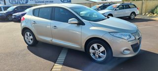 2012 Renault Megane III B32 MY12 Dynamique EDC Beige 6 Speed Sports Automatic Dual Clutch Hatchback