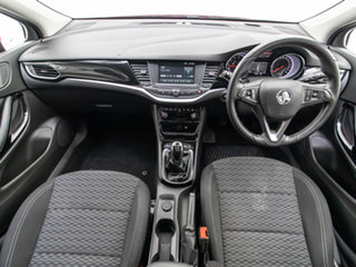 2017 Holden Astra BK MY17 RS Red 6 Speed Manual Hatchback