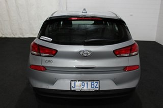 2019 Hyundai i30 PD2 MY19 Active Typhoon Silver 6 Speed Sports Automatic Hatchback