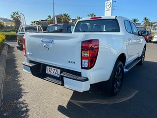 2020 Mazda BT-50 Ice White Automatic