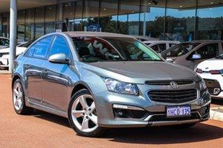 2015 Holden Cruze JH Series II MY15 SRi-V Grey 6 Speed Sports Automatic Sedan.