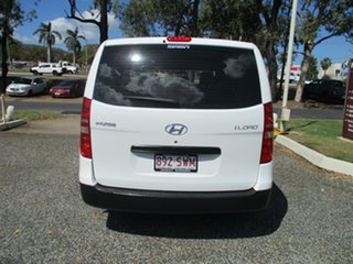 2013 Hyundai iLOAD TQ2-V MY13 White 5 Speed Automatic Van
