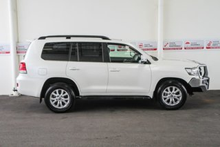 2017 Toyota Landcruiser VDJ200R VX Crystal Pearl 6 Speed Sports Automatic Wagon