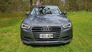 2013 Audi A3 8V Ambition Sportback S Tronic Grey 7 Speed Sports Automatic Dual Clutch Hatchback.