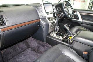 2017 Toyota Landcruiser VDJ200R VX Crystal Pearl 6 Speed Sports Automatic Wagon