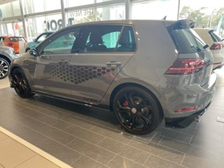 2020 Volkswagen Golf 7.5 MY20 GTI TCR DSG Pure Grey & Black Roof 6 Speed