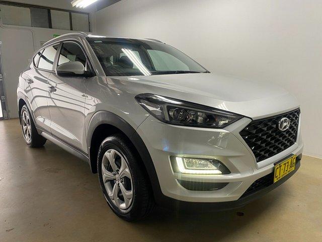 Used Hyundai Tucson TL3 MY19 GO (FWD), 2018 Hyundai Tucson TL3 MY19 GO (FWD) Silver 6 Speed Automatic Wagon