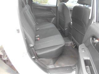 2014 Isuzu D-MAX TF MY14 SX HI-Ride (4x2) White 5 Speed Automatic Crew Cab Utility