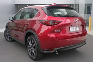 2020 Mazda CX-5 KF4W2A GT SKYACTIV-Drive i-ACTIV AWD Soul Red Crystal 6 Speed Sports Automatic Wagon.