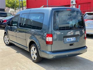 2008 Volkswagen Caddy 2K Life Grey 6 Speed Sports Automatic Dual Clutch Wagon