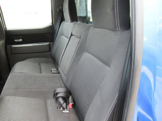 2010 Ford Ranger PK XLT Blue 5 Speed Manual Spacecab