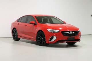 2018 Holden Commodore ZB RS Red 9 Speed Automatic Liftback.