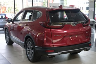 2020 Honda CR-V RW MY21 VTi 4WD LX AWD Ignite Red 1 Speed Constant Variable Wagon.