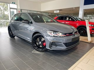 2020 Volkswagen Golf 7.5 MY20 GTI TCR DSG Pure Grey & Black Roof 6 Speed.