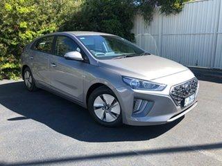 2019 Hyundai Ioniq AE.3 MY20 hybrid DCT Elite Fluid Metal 6 Speed Sports Automatic Dual Clutch.