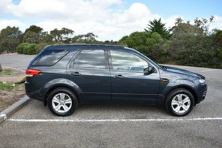 2011 Ford Territory SZ TX Seq Sport Shift Grey 6 Speed Sports Automatic Wagon.
