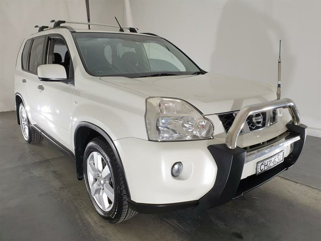 Used Nissan X-Trail T31 ST-L, 2009 Nissan X-Trail T31 ST-L White 1 Speed Constant Variable Wagon