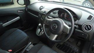 2011 Mazda 2 DE10Y2 MY12 Neo Black 4 Speed Automatic Hatchback