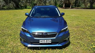 2018 Subaru Impreza G5 MY18 2.0i-S CVT AWD Blue 7 Speed Constant Variable Hatchback.
