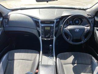 2012 Hyundai i45 YF MY11 Active White 6 Speed Automatic Sedan