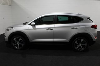 2017 Hyundai Tucson TLe MY17 Elite 2WD Silver 6 Speed Sports Automatic Wagon