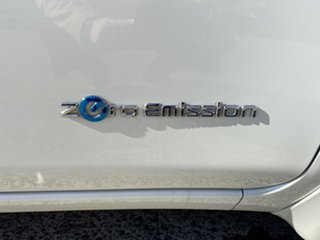 2013 Nissan Leaf ZE0 White 1 Speed Automatic Hatchback