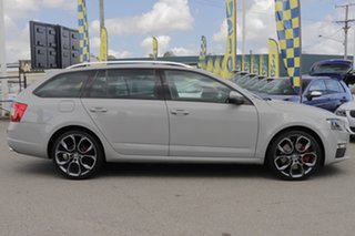 2014 Skoda Octavia NE MY14 RS DSG 135TDI Steel Grey 6 Speed Sports Automatic Dual Clutch Wagon