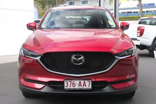 2020 Mazda CX-5 KF4W2A GT SKYACTIV-Drive i-ACTIV AWD Soul Red Crystal 6 Speed Sports Automatic Wagon