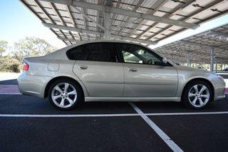 2009 Subaru Liberty B4 MY09 AWD Gold 4 Speed Sports Automatic Sedan.