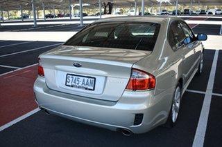 2009 Subaru Liberty B4 MY09 AWD Gold 4 Speed Sports Automatic Sedan