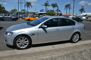 2012 Holden Calais VE II MY12 Silver 6 Speed Automatic Sedan