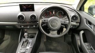 2013 Audi A3 8V Ambition Sportback S Tronic Grey 7 Speed Sports Automatic Dual Clutch Hatchback