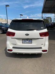 2019 Kia Carnival YP MY19 Platinum Clear White 8 Speed Sports Automatic Wagon