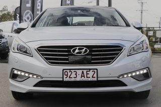 2016 Hyundai Sonata LF MY16 Premium Ion Silver 6 Speed Sports Automatic Sedan