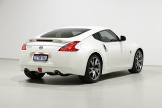 2015 Nissan 370Z Z34 MY15 White 7 Speed Automatic Coupe